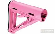 MAGPUL MAG400-PNK MOE Carbine Stock MIL-SPEC