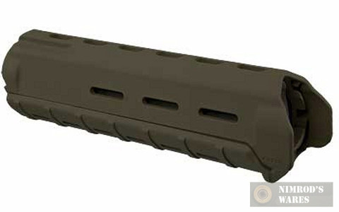 MAGPUL MAG418-OD MOE(TM) Hand Guard Mid-Length