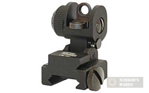 ProMag AR-15/M16 A2 Dual Aperture Flip-Up Rear Sight PM137