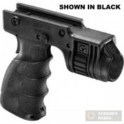 MAKO T-gripR-OD Combat Foregrip + Light Mount/REAR TRIGGER/Storage