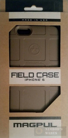 MAGPUL Apple iPhone 6 Protective Field Case MAG484-FDE