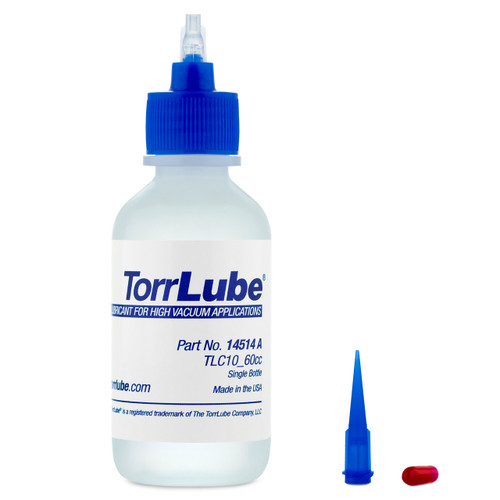 TorrLube TLC 10 Lubricating Oil in 60cc Bottle