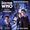 The Tenth Doctor Adventures 1.1 - Technophobia Big Finish Audio CD