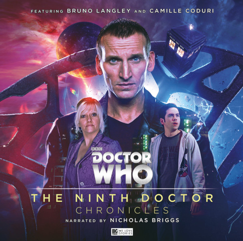 A Peek at the Newest Big Finish Titles: Ninth Doctor Chronicles, U.N.I.T.: Assembled, and more!