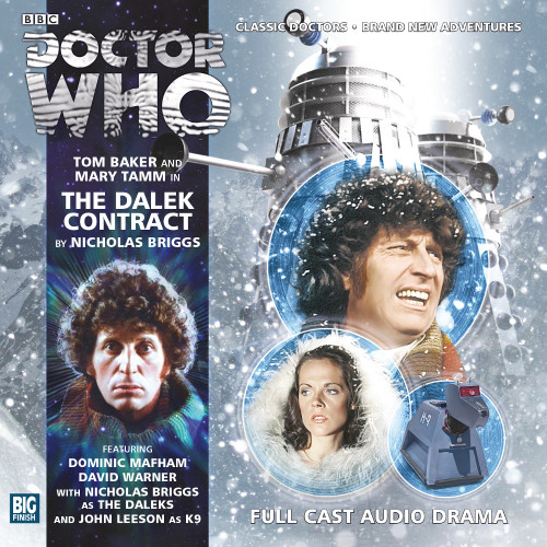 The 4th Doctor Stories #2.6 - The Dalek Contract - Big Finish Audio CD