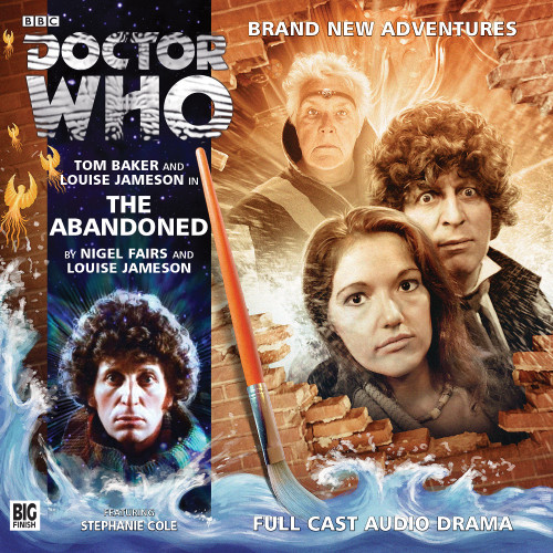 The 4th Doctor Stories #3.7 - The Abandoned - Big Finish Audio CD