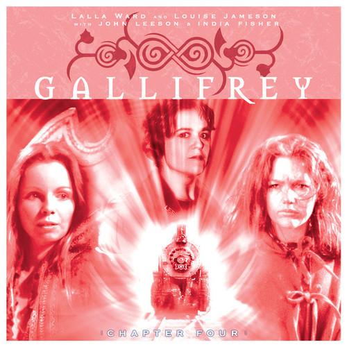 Gallifrey 1.4 - A Blind Eye - Big Finish Audio CD
