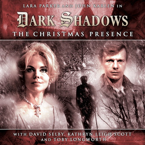 Dark Shadows: The Christmas Presence Audio CD #1.3 from Big Finish