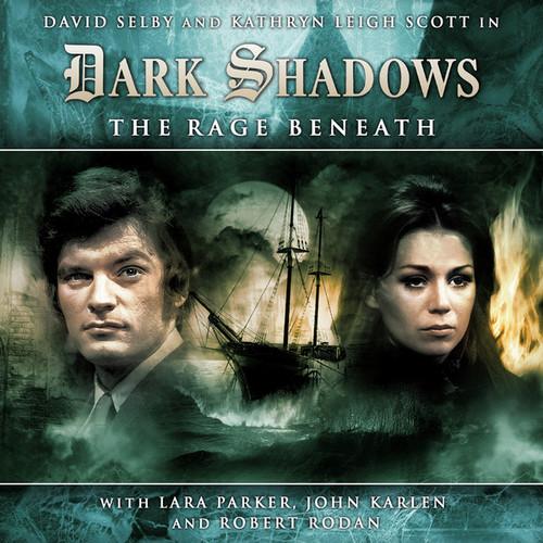 Dark Shadows: The Rage Beneath Audio CD #1.4 from Big Finish