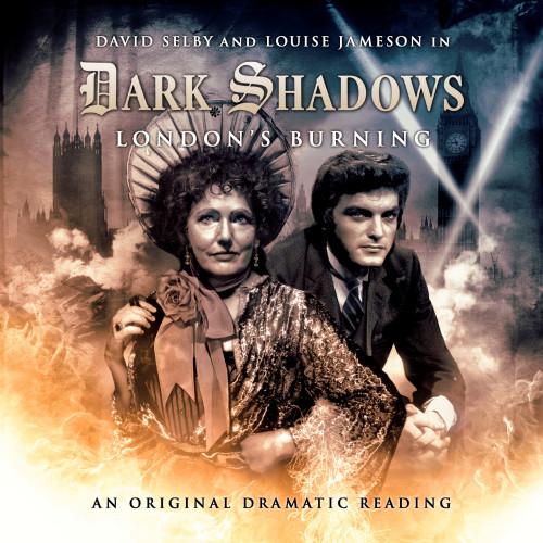 Dark Shadows: London's Burning - Audio CD #13 from Big Finish