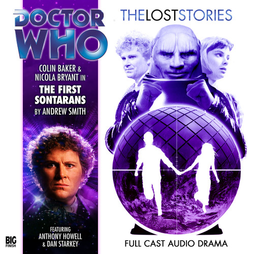 The First Sontarans - The Lost Stories #3.06 - Big Finish Audio CD