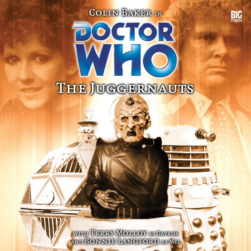 The Juggernauts Audio CD - Big Finish #65