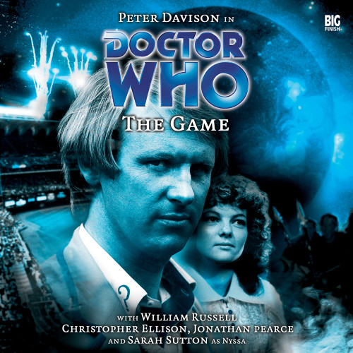 The Game Audio CD - Big Finish #66