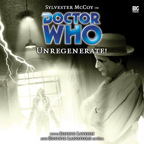 Unregenerate! Audio CD - Big Finish #70