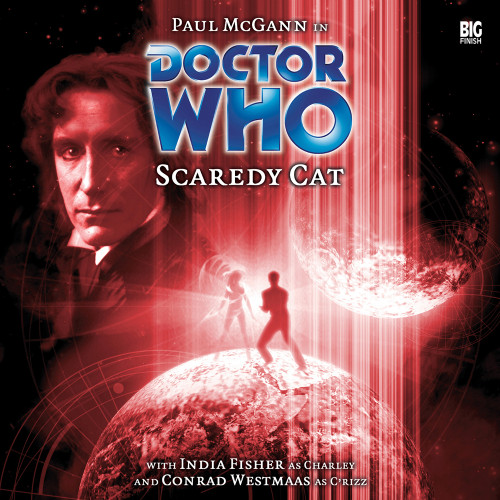 Scaredy Cat Audio CD - Big Finish #75