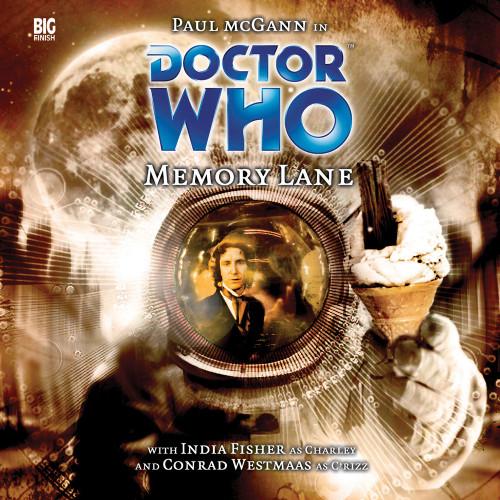 Memory Lane Audio CD - Big Finish #88