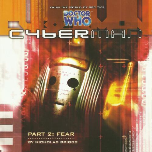Cyberman: Fear Big Finish Audio CD