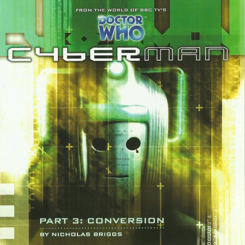 Cyberman: Conversion Big Finish Audio CD