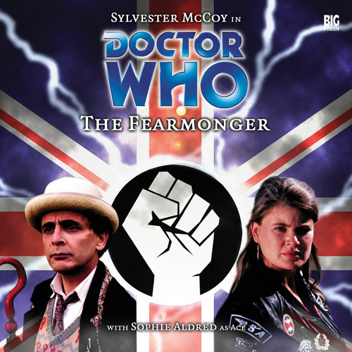 The Fearmonger Audio CD - Big Finish #5