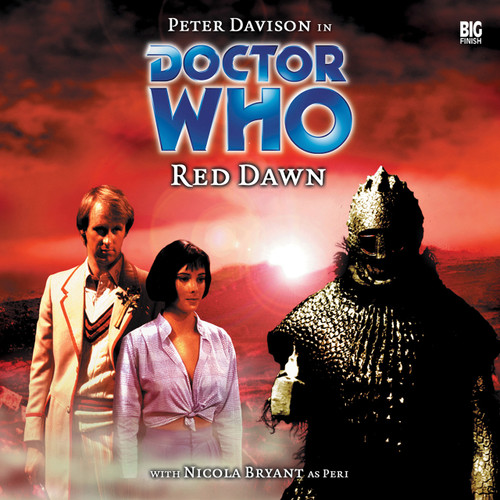 Red Dawn Audio CD - Big Finish #8