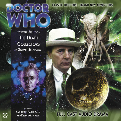 The Death Collectors - Audio CD - Big Finish #109