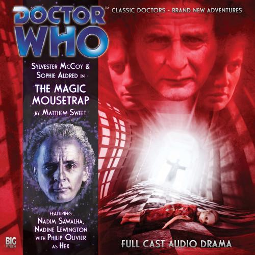 The Magic Mousetrap - Big Finish Audio CD #120