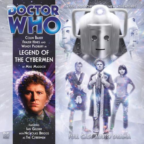 Legend of the Cybermen - Big Finish Audio CD #135