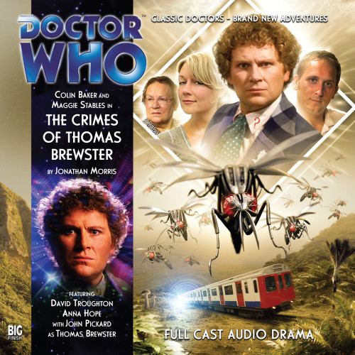 The Crimes of Thomas Brewster - Big Finish Audio CD #143