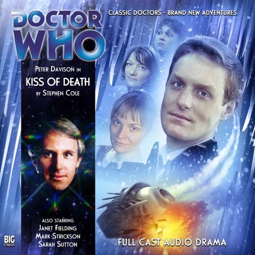 Kiss of Death - Big Finish Audio CD #147