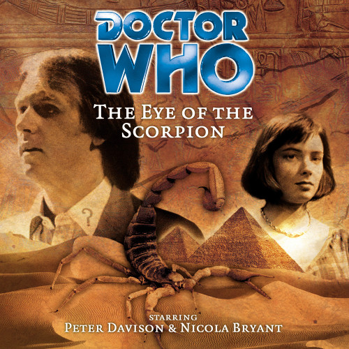 Eye of the Scorpion Audio CD - Big Finish #24