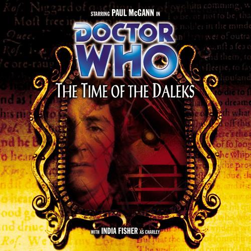 Time of the Daleks Audio CD - Big Finish #32
