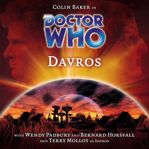 Davros Audio CD - Big Finish #48
