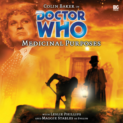 Medicinal Purposes Audio CD - Big Finish #60