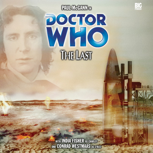 The Last Audio CD - Big Finish #62