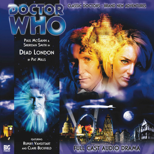 The Eighth Doctor Adventures 2.1 - Dead London Big Finish Audio CD