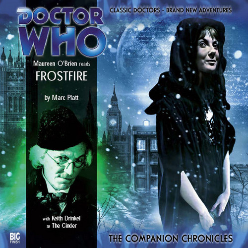 Companion Chronicles - Frostfire Big Finish Audio CD
