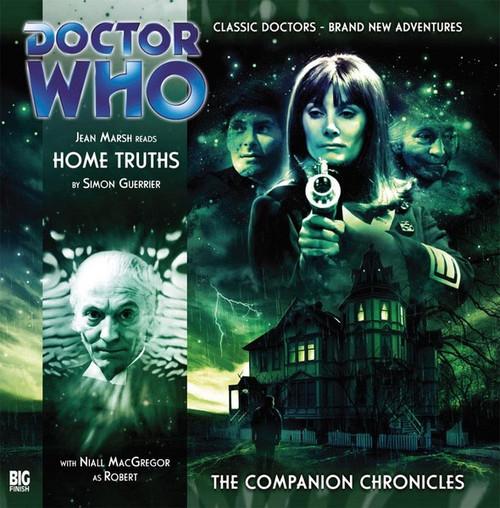 Companion Chronicles - Home Truths - Finish Audio CD 3.5