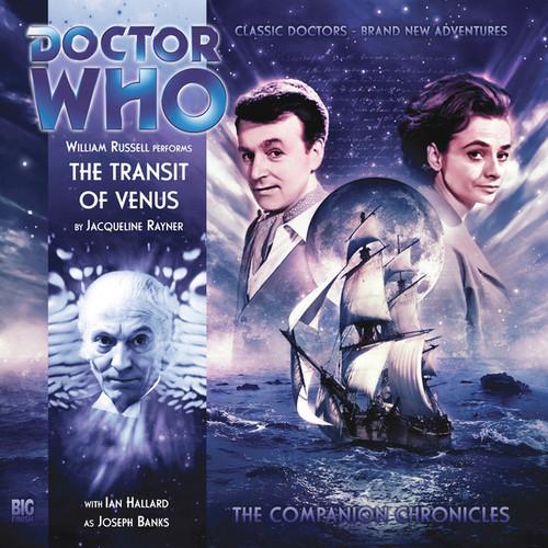 Companion Chronicles - Transit of Venus - Big Finish Audio CD 3.7