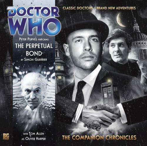Companion Chronicles - The Perpetual Bond - Big Finish Audio CD 5.8