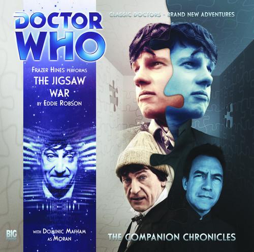 Companion Chronicles - The Jigsaw War - Big Finish Audio CD 6.11