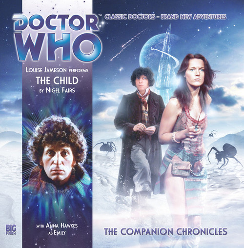 Companion Chronicles - The Child - Big Finish Audio CD 7.6