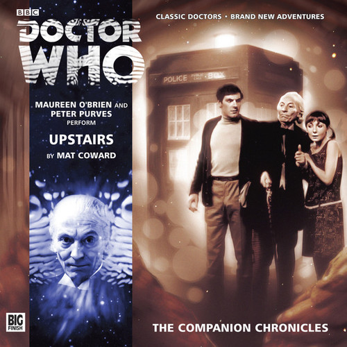 Companion Chronicles - Upstairs - Big Finish Audio CD 8.3