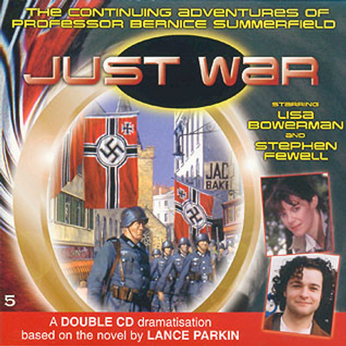 Bernice Summerfield: #1.5 Just War - Big Finish Audio CD