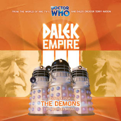 Dalek Empire: The Demons- Big Finish Audio CD