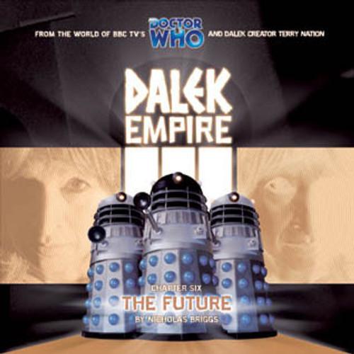 Dalek Empire: The Future- Big Finish Audio CD