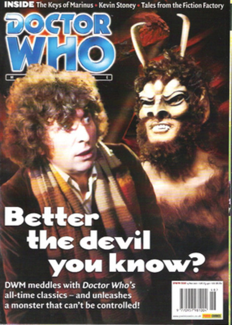 Doctor Who Magazine #310