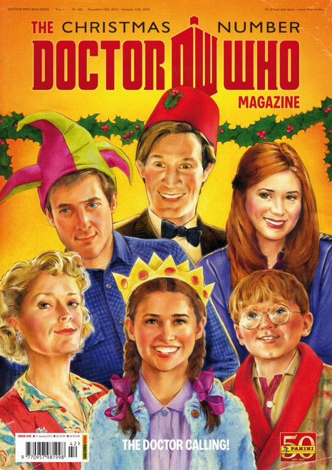 Doctor Who Magazine #442 - Christmas Special