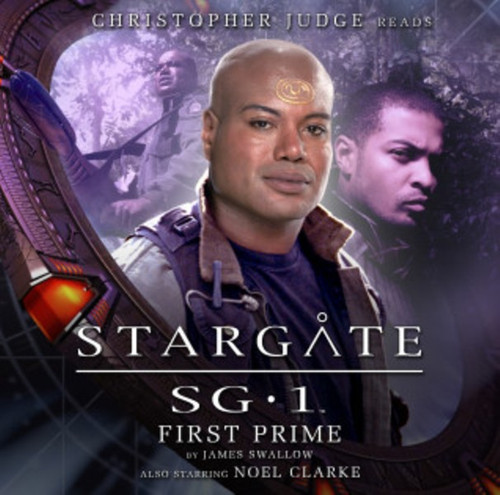 Stargate SG-1: First Prime-Big Finish Audio CD (Audiobook)