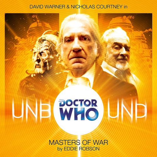 Doctor Who: Unbound 8 - Masters of War- Big Finish Audio CD