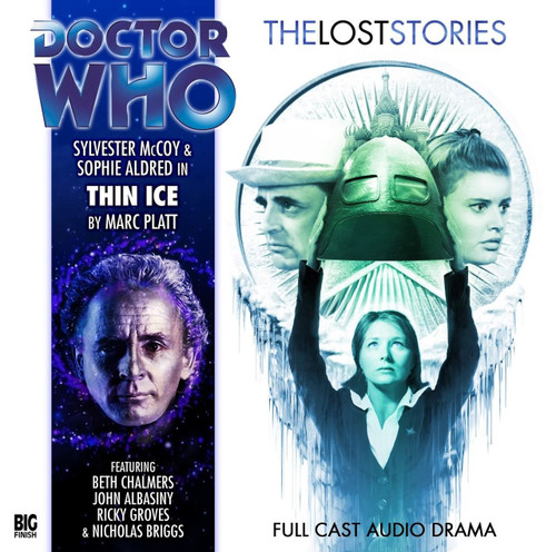 Thin Ice - The Lost Stories #2.03 - Big Finish Audio CD